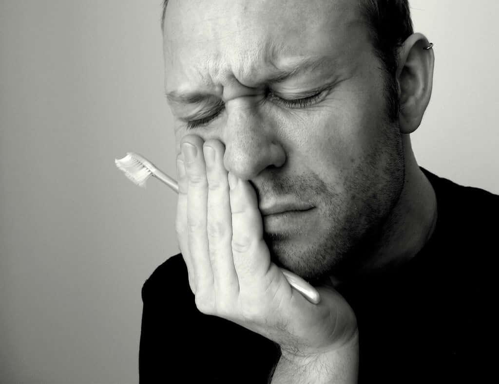 دردهای دهانی صورتی