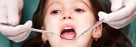 دندان دائمی پشت دندان شیری